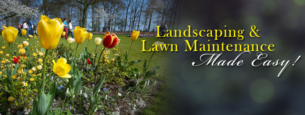 Lawn and Landscaping Services For Lake Norman - 704-361-0585